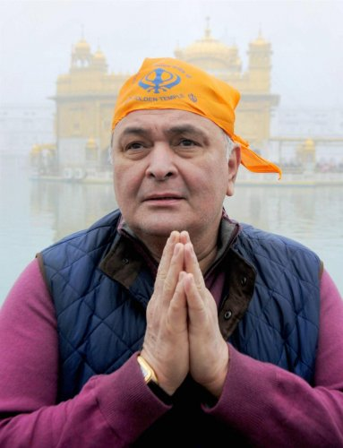 The 67-year-old actor, who was suffering from cancer, died in a Mumbai hospital. PTI/File photo