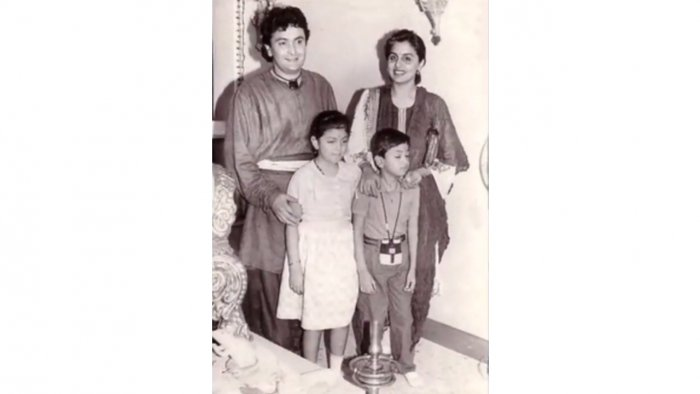 """Rishi Kapoor the husband was """"infinitely better"""" than Rishi Kapoor the boyfriend, his wife and companion for more than four decades Neetu Singh once wrote in a book."""