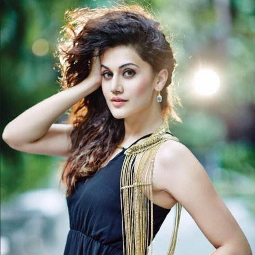 Taapsee Pannu on nepotism: Have accepted it as a rule of the game | Deccan  Herald