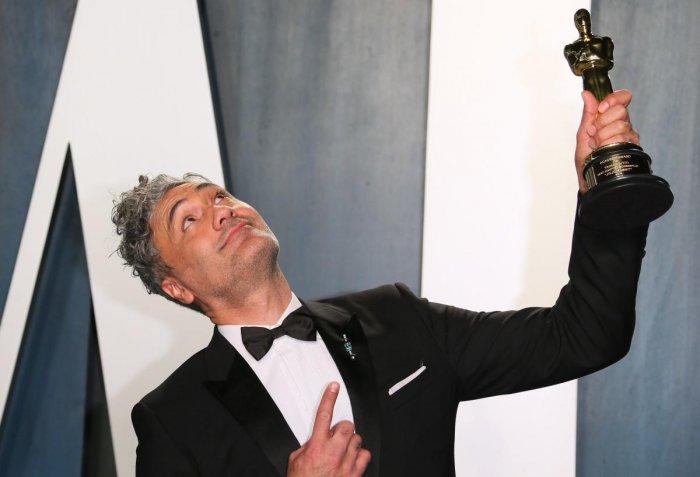 New Zealand director-actor Taika Waititi