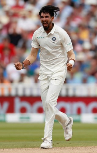 The current pace attack, comprising Ishant Sharma, Mohammad Shami and Jasprit Bumrah with quality back up in Bhuvneshwar Kumar and Umesh Yadav, has been dubbed India's best by Shami. Reuters/ AFP