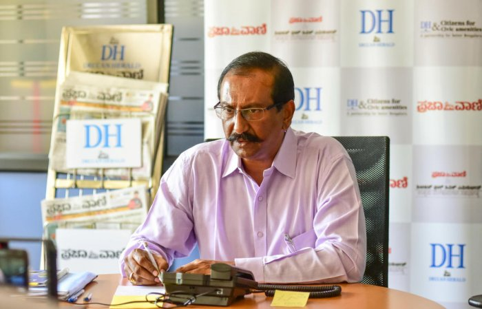 BBMP Commissioner B H Anil Kumar said the civic body was revising the protocol that earlier allowed Covid-19 patients to be taken directly to hospitals
