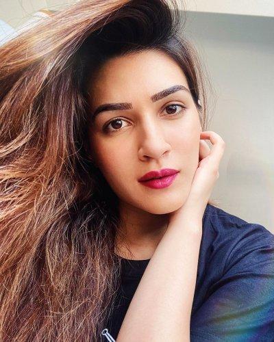 Actress Kriti Sanon. Credit: Facebook/KritiSanon