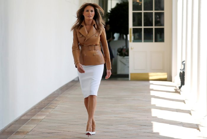 First lady Melania Trump will revamp White House Rose Garden | Deccan Herald
