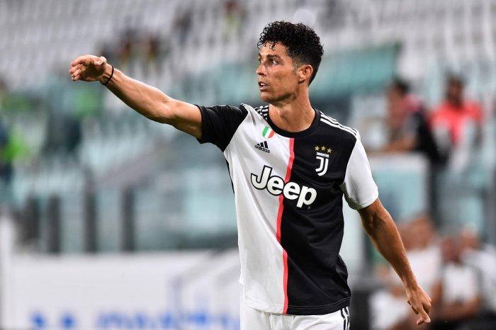 Ronaldo has so far scored 31 goals in Serie A this season. Credit: Reuters