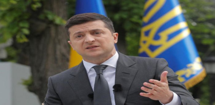 Ukrainian President Volodymyr Zelenskiy. Credit: Reuters Photo