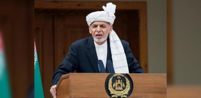 Afghanistan President Ashraf Ghani. Credit: Reuters