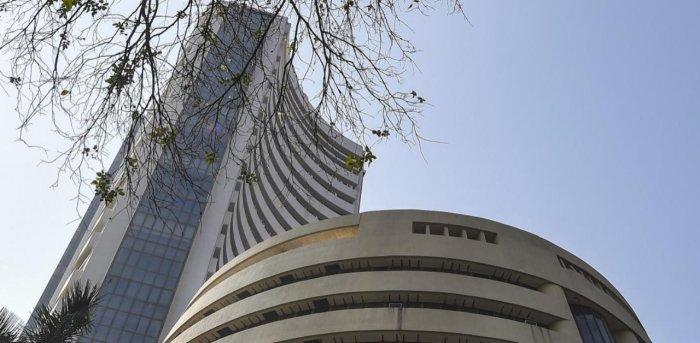 The Bombay Stock Exchange in Mumbai. PTI file photo