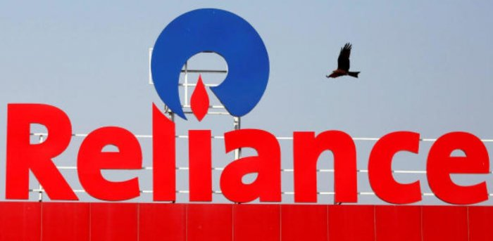 Reliance Industries logo. Credit: Reuters Photo