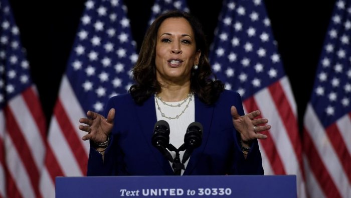 Us Will Not Allow Iran To Obtain Nuclear Weapon Says Kamala Harris Deccan Herald