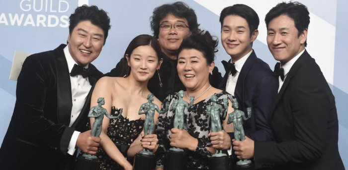 Parasite Star Song Kang Ho Boards Director Hirokazu Kore Eda S Next Deccan Herald