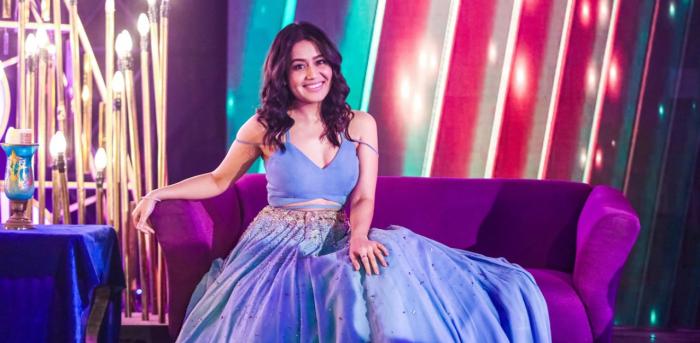 Bollywood singer Neha Kakkar. Credit: DH File Photo