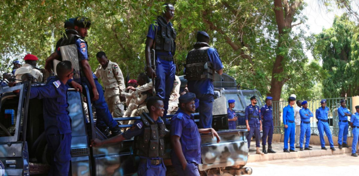 The rebel Sudan Revolutionary Front (SRF), founded in 2011, includes four groups from the western region of Darfur and the southern states of South Kordofan and the Blue Nile. Credit: AFP Photo