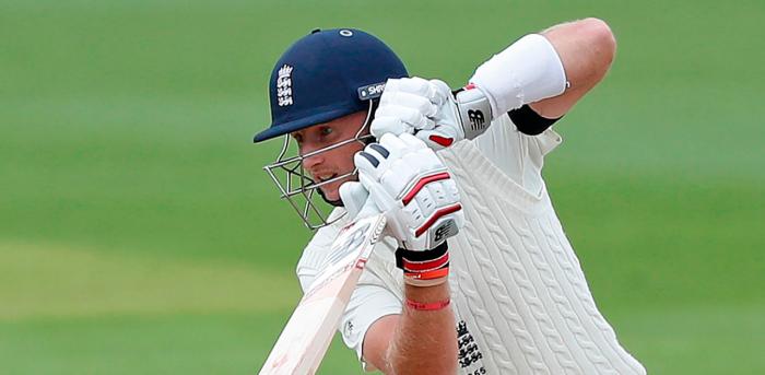 England's Joe Root. Credit: AFP Photo