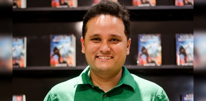 Amish Tripathi is an author, columnist and diplomat.