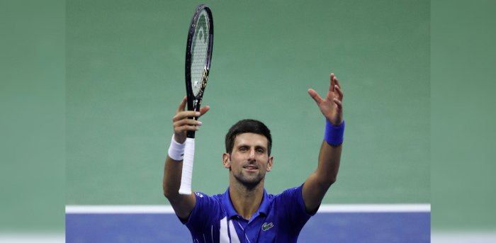 With Novak Djokovic Out The Us Open Peeks At Future Of Tennis Deccan Herald