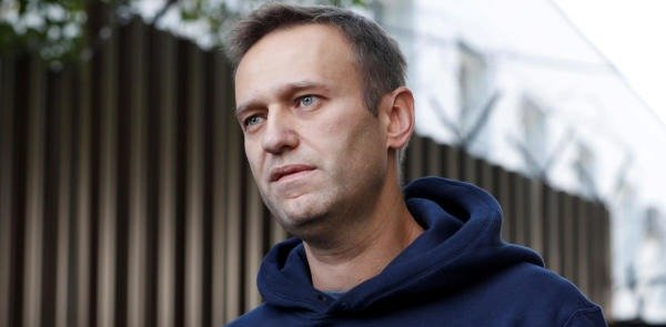 Russian opposition leader Alexei Navalny. Credit: Reuters Photo