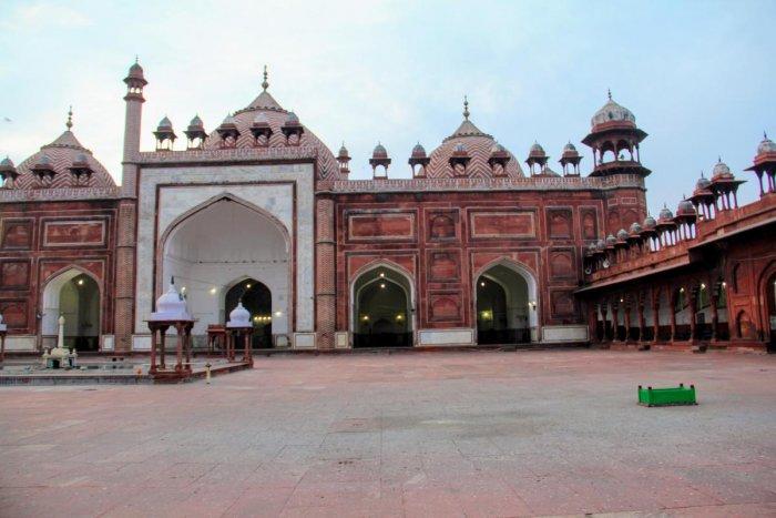 Jama Masjid built by Emperor Shah Jahan