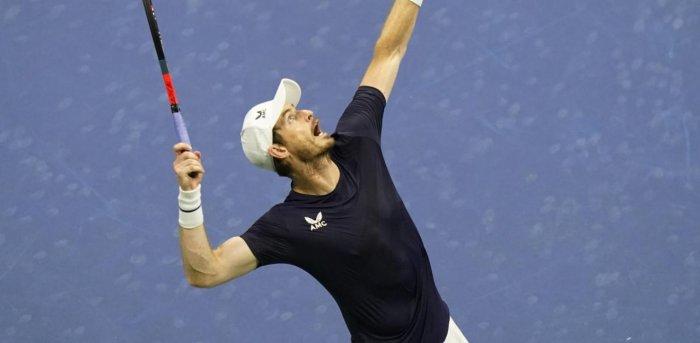 Andy Murray. Credit: AP Photo
