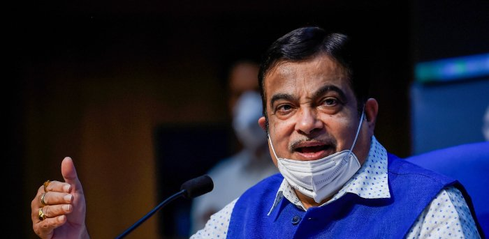 Union Minister Nitin Gadkari tests positive for Covid-19 | Deccan Herald
