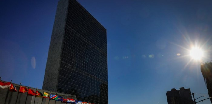 The United Nations Headquarters building in New York. Credit: Reuters