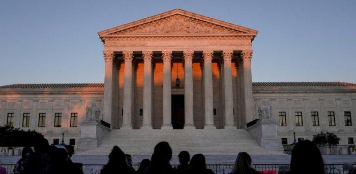 US Supreme Court. Credit: Reuters Photo