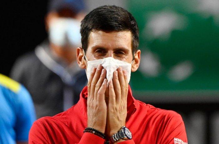 Us Open Incident Won T Change Me Says Novak Djokovic Deccan Herald