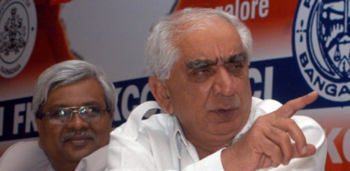 Jaswant Singh. Credit: DH Archives