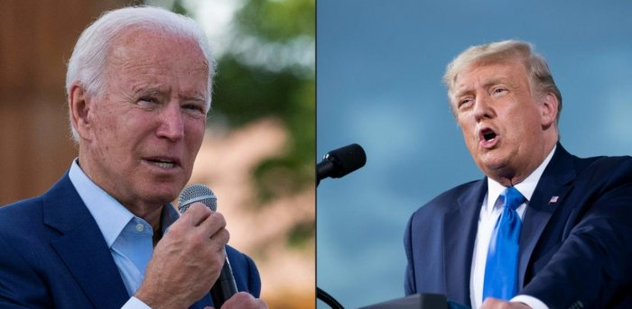 Trump and Biden to go head-to-head in first US presidential debate | Deccan  Herald