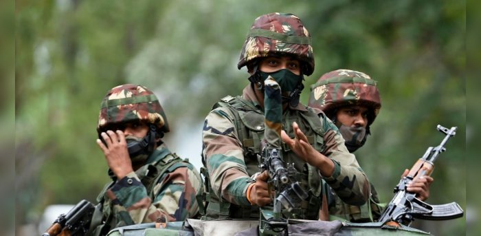 2 terrorists killed in encounter with security forces in J&K | Deccan Herald