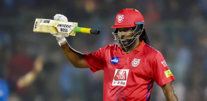 Will never go down without fight': KXIP's Chris Gayle announces illness, hospitalisation | Deccan Herald