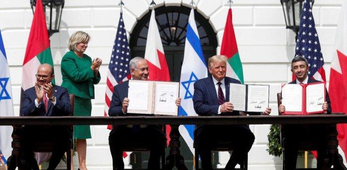 Israel-Bahrain formal diplomatic ties to begin today   Deccan Herald