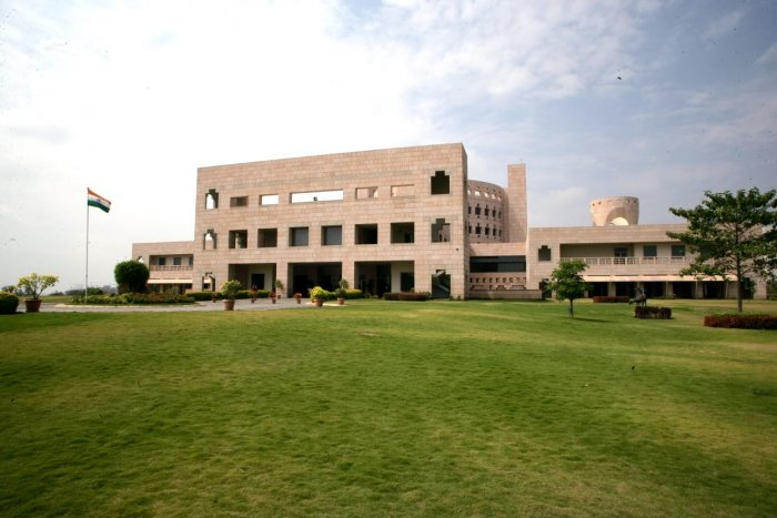 Indian School of Business. Credit: DH