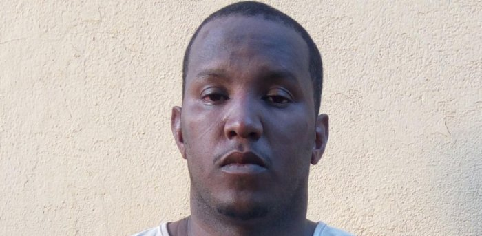 Fawaz Ould Ahmeida from Mauritania, suspected of planning and carrying out a string of deadly attacks on sites popular with foreigners in Mali in 2015. Credit: AFP