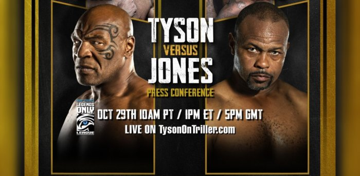 9+ Mike Tyson Vs Roy Jones Jr Belt