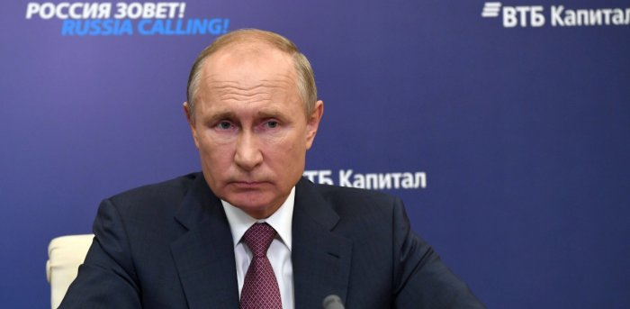 Covid 19 Protests Test Vladimir Putin S Influence In Ex Soviet Space Deccan Herald