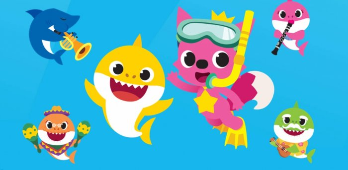 YouTube hums to the tune of 'Baby Shark', becomes most ...