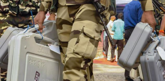 Image result for bsf election duty