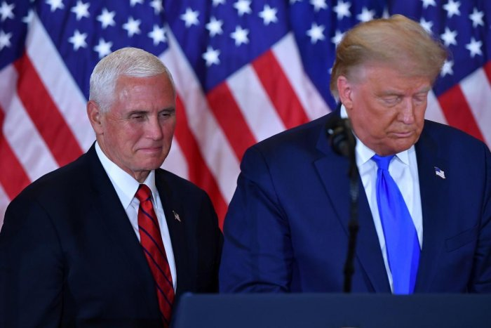 Mike Pence: The calm to Donald Trump's storm | Deccan Herald