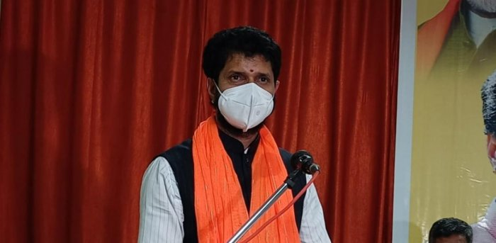 C T Ravi. Credit: DH File photo