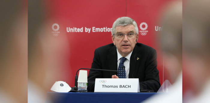 Thomas Bach, International Olympic Committee (IOC) President. Credit: AFP Photo