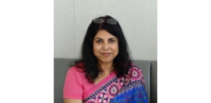 Indian-American author Chitra Banerjee Divakaruni. Credit: Twitter/@cdivakaruni