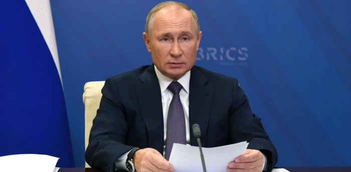 Russian President Vladimir Putin. Credit: AFP Photo