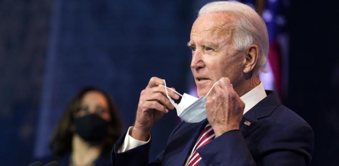 US President-elect Joe Biden. Credit: AP Photo