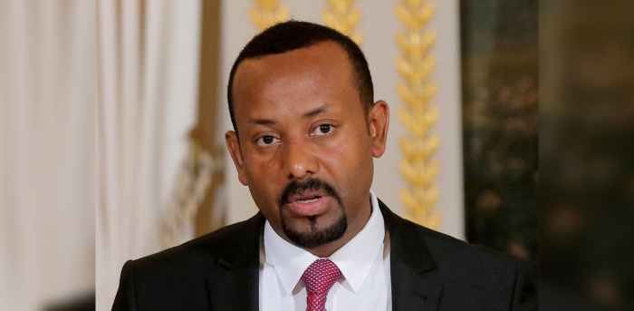 Ethiopian Prime Minister Abiy Ahmed. Credit: Reuters File Photo