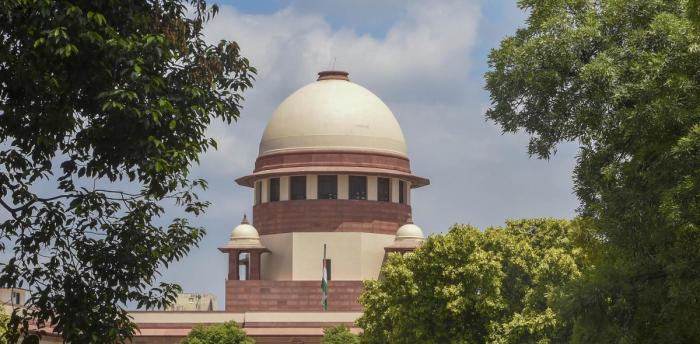 Supreme Court. Credit: PTI Photo