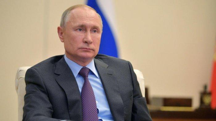 Vladimir Putin. Credit: Reuters file photo.