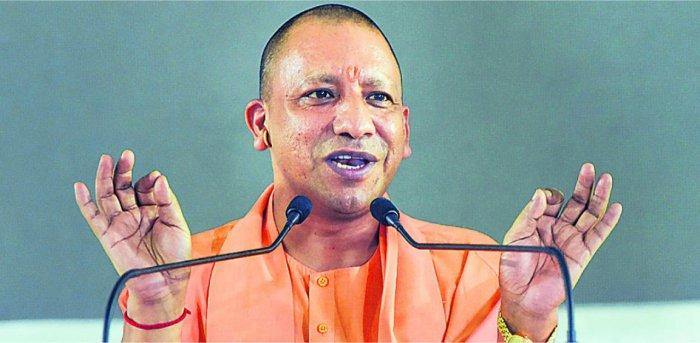 Uttar Pradesh Chief Minister Yogi Adityanath. Credit: PTI