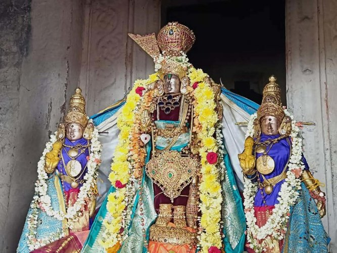 The 10-day jatra mahotsava has been scaled down this year, and has been directed to held within the temple premises, according to the DC's order.
