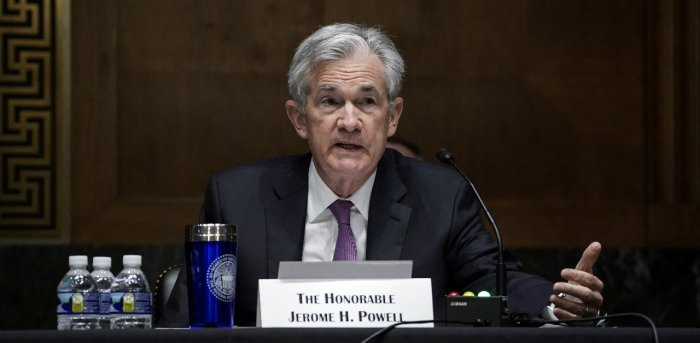Fed chief Jerome Powell. Credit: Reuters Photo